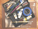 behind the scenes art supplies