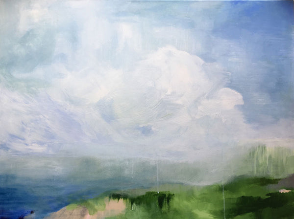 Countryside Sky 30x40