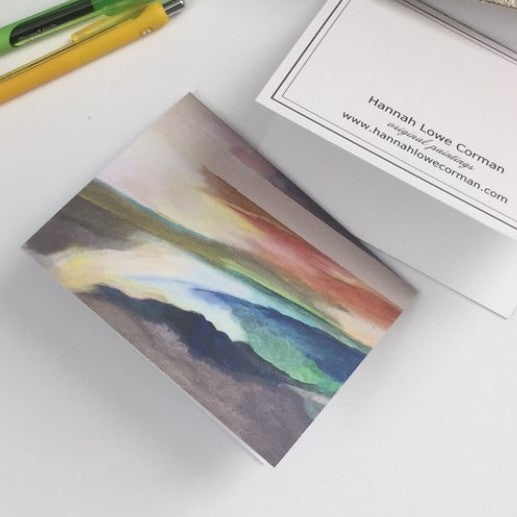 """Nature, Muted"" Variety Pack Notecards"