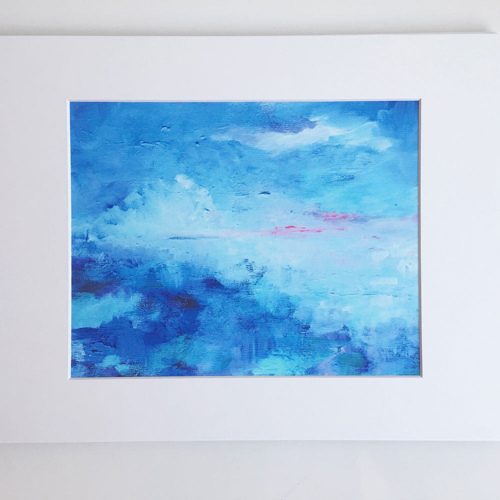 Lush Waters Carriacou PRINT