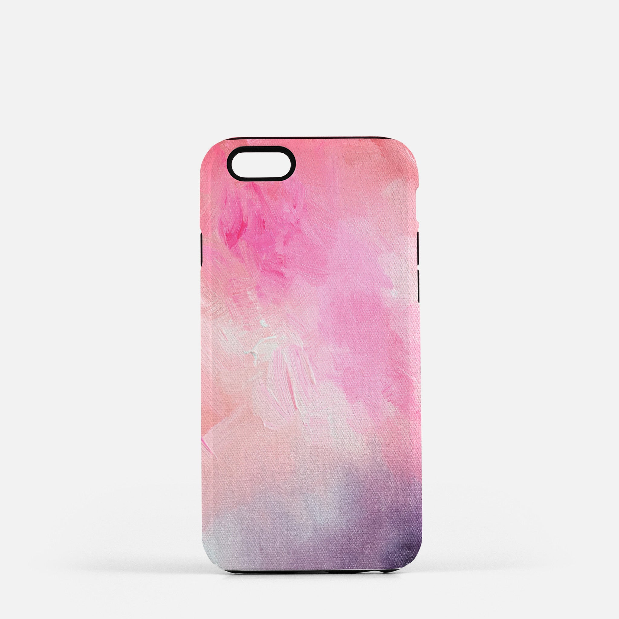 Flamingo Feathers phone cover