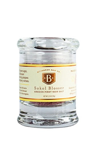 Bitterman's Sokol Blosser Pinot Sea Salt - Small Jar