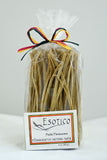 Artisanal PASTA ESSENTIAL VARIETY (pack of 3) - SPINACH GARLIC, HERB AND GARLIC AND PESTO PARMESAN - Bear Claw Organics, LLC