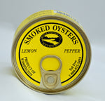 Gift Gourmet USA Smoked Oysters 3 cans: Customize Flavors