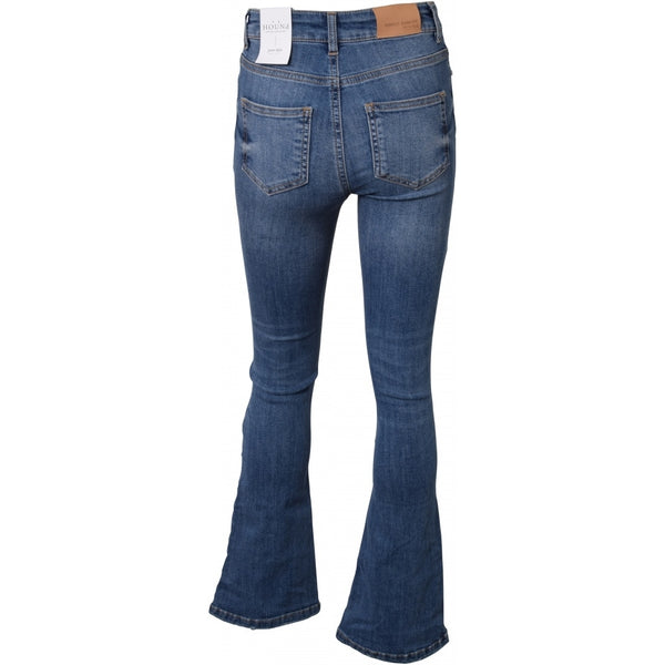 HOUNd GIRL Bootcut jeans Jeans Dark blue wash