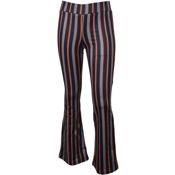 HOUNd GIRL Flare pants pants Stribet