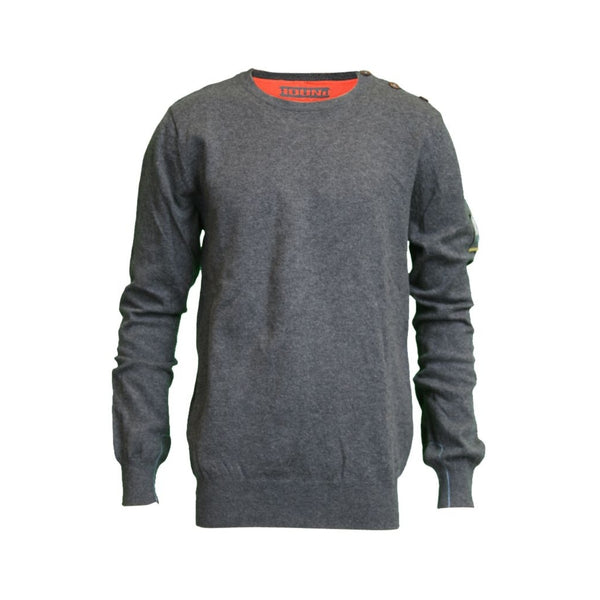 HOUNd BOY Knit Knit dark grey melange