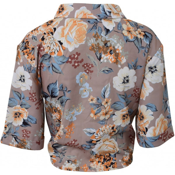 HOUNd GIRL Light shirt shirt Flower