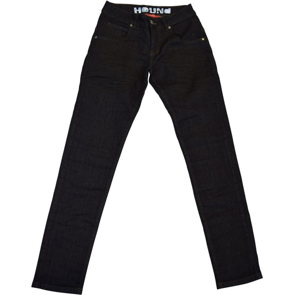 HOUNd BOY PIPE jeans Jeans Coated blue denim