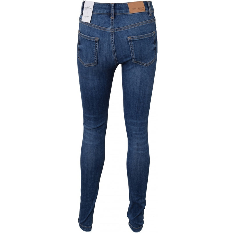 HOUNd GIRL Tube jeans Jeans Dark blue wash