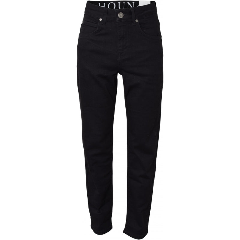 HOUNd BOY Wide Jeans Jeans Black denim