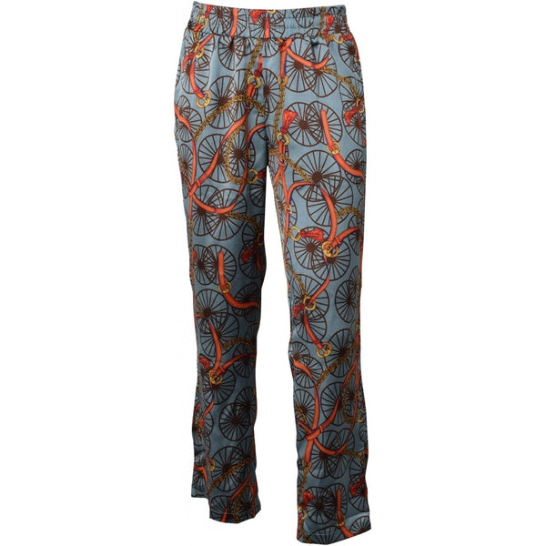 HOUNd GIRL Wide pants pants All over print
