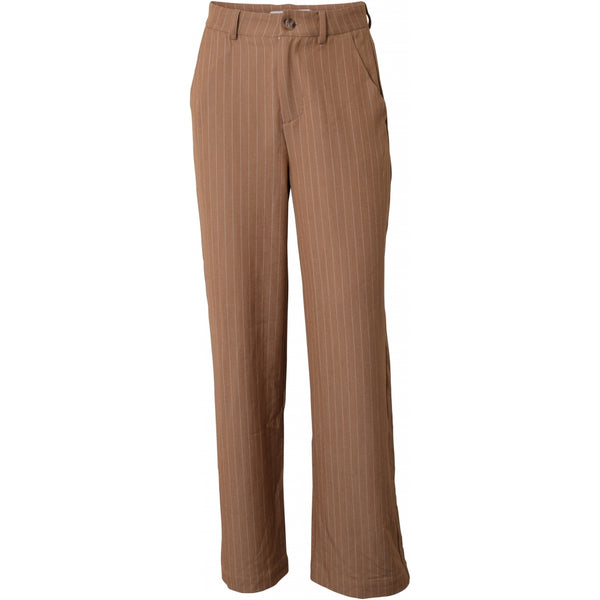 HOUNd GIRL Wide pants pants Stribet