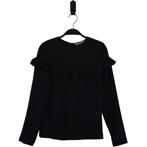 HOUNd GIRL Ruffle top l/s Blouse 099