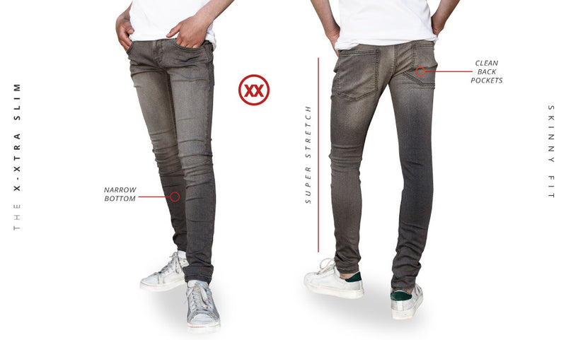 jeans guide xxtra slim
