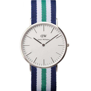 Daniel Wellington Classic Nottingham Daniel Wellington Classic Daniel Wellington Silver 40mm