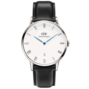 Daniel Wellington Dapper Sheffield Daniel Wellington Dapper Daniel Wellington Silver 38mm