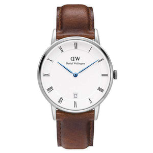 Daniel Wellington Dapper St Mawes Daniel Wellington Dapper Daniel Wellington Silver 34mm
