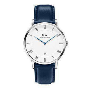 Daniel Wellington Dapper Somerset Daniel Wellington Dapper Daniel Wellington Silver 34mm