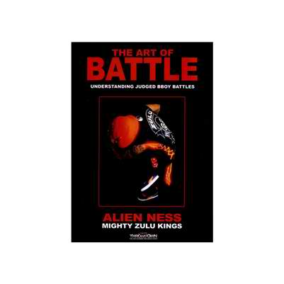 The Art of Battle By Alien Ness Book