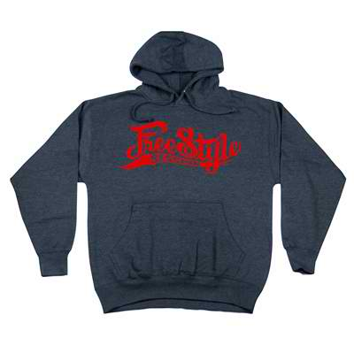 Freestlye Session Hoody Charcoal