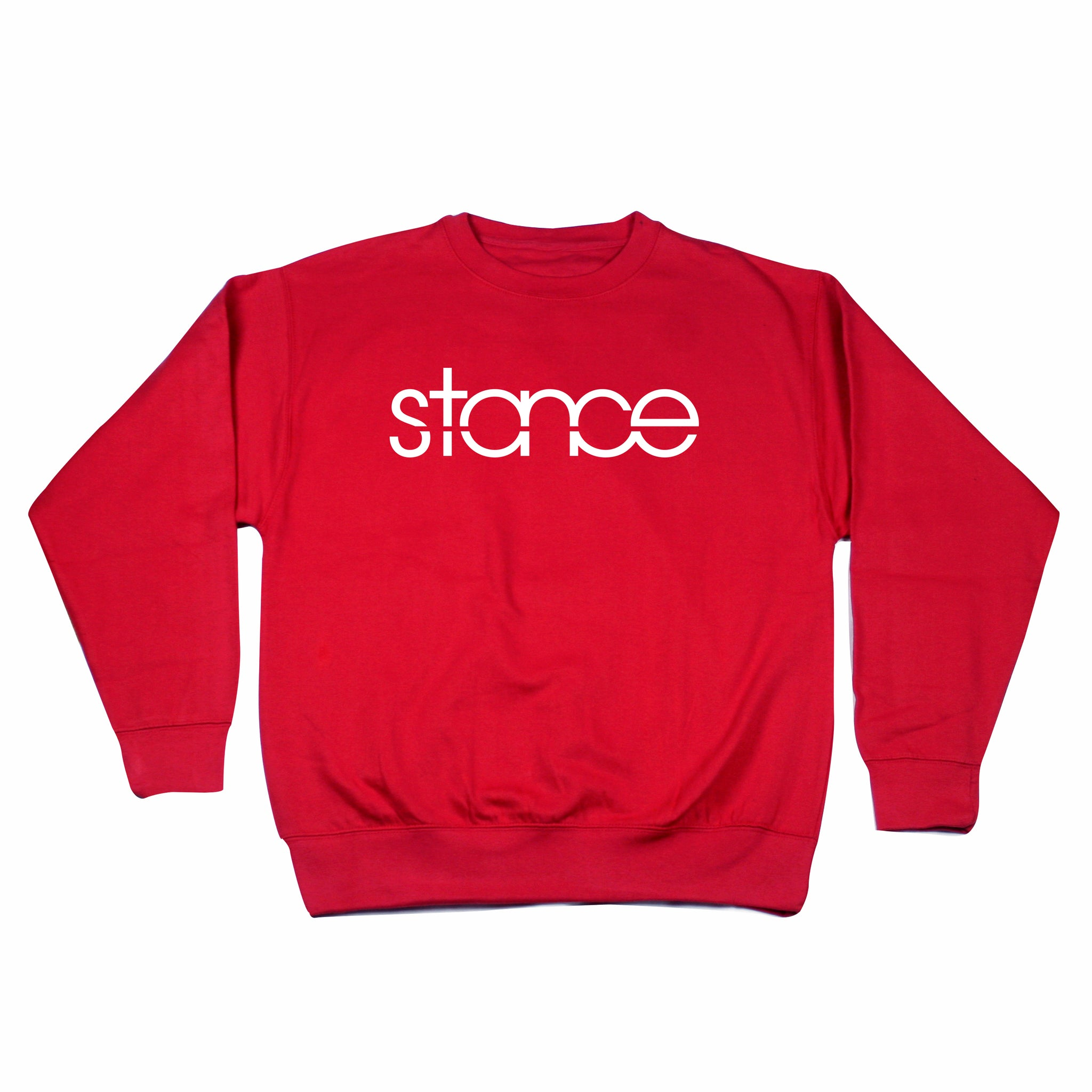 Stance Crewneck Colors