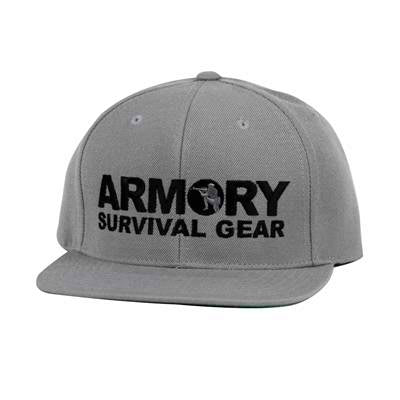 Armory Snap Back Grey