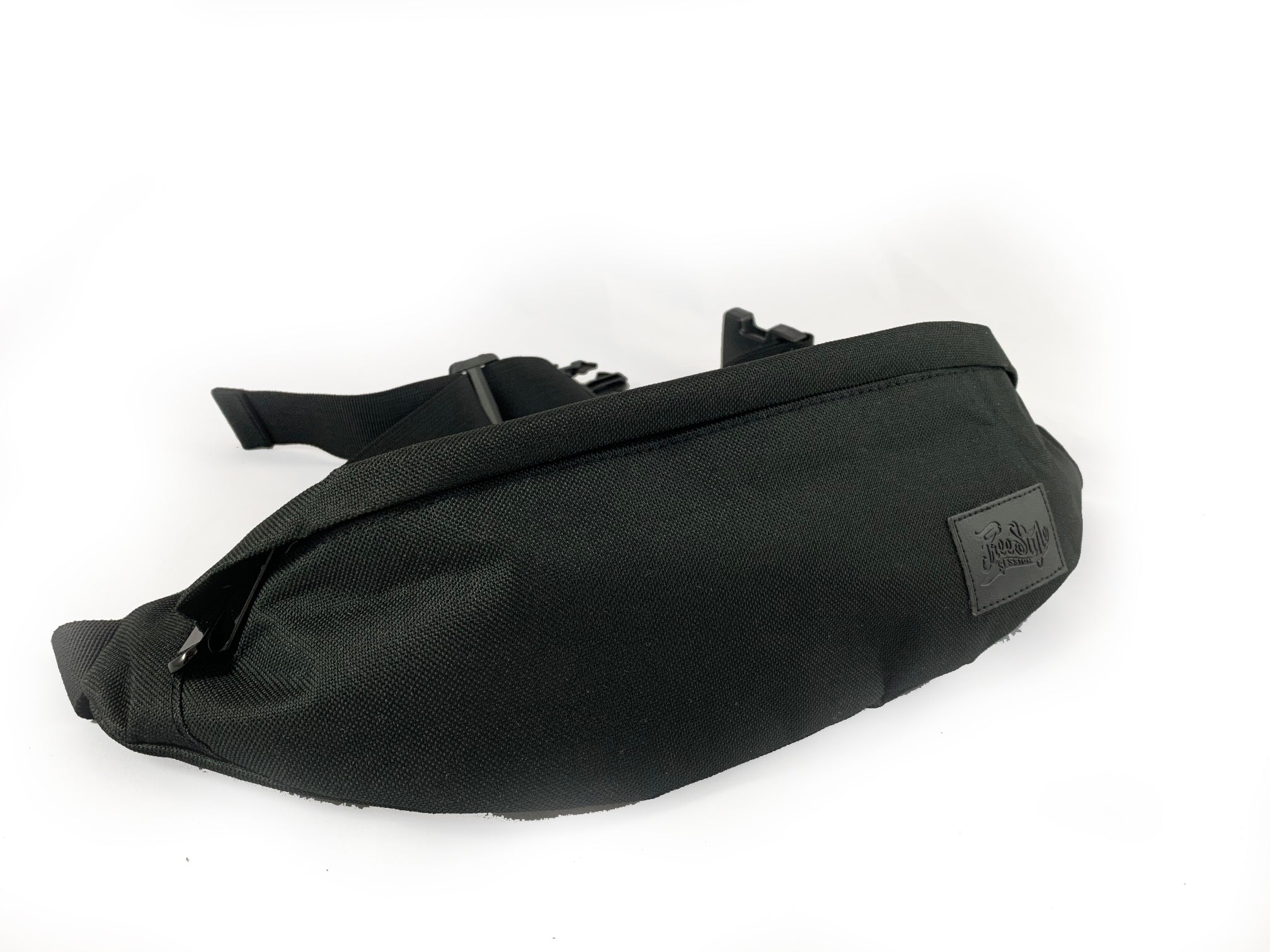 Freestyle Session Waist Bag w/ Leather tag