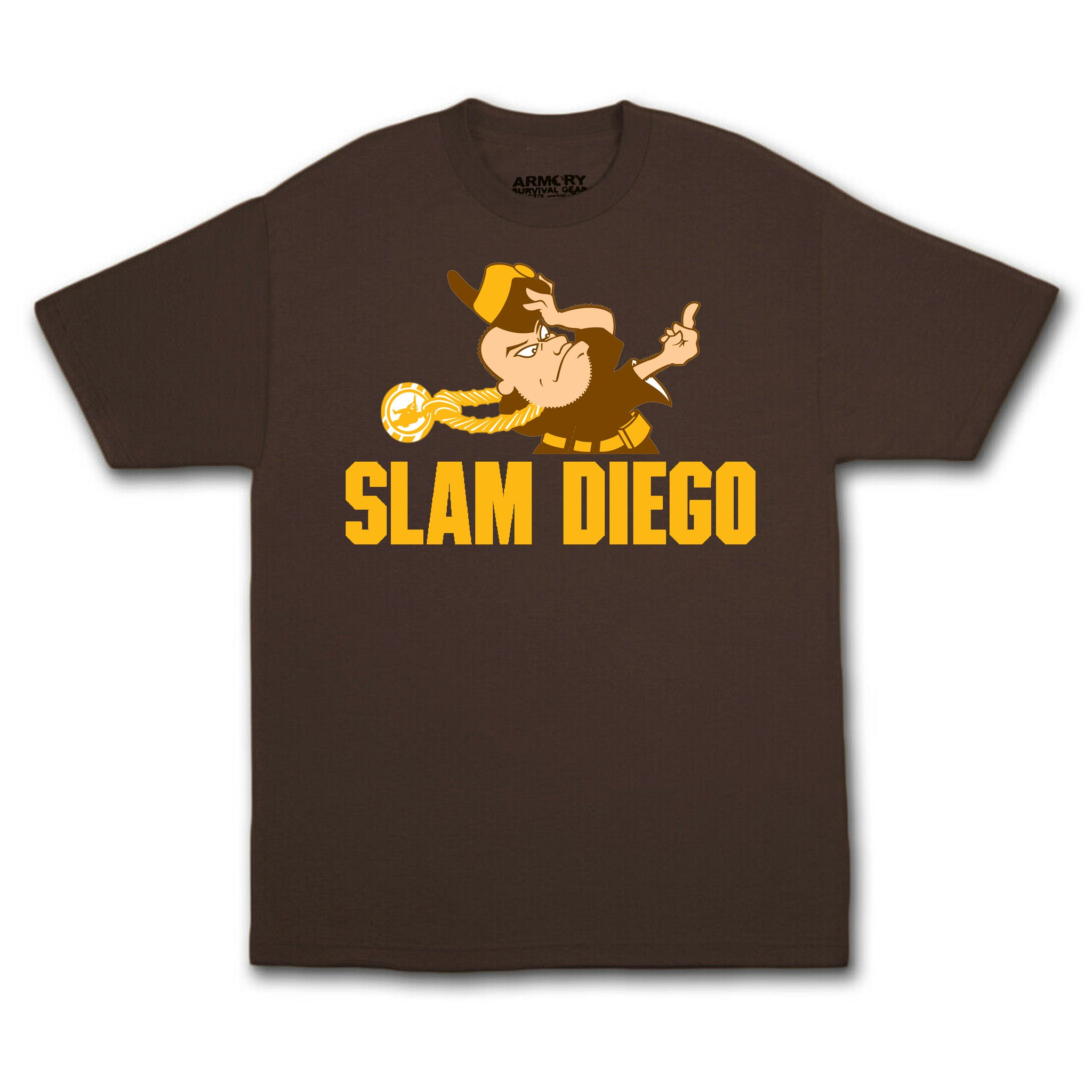Friarbrown Slam Diego T-Shirt