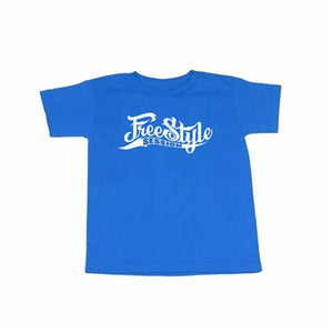 FS Logo Youth Tee Royal Blue
