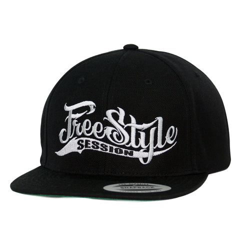 Freestyle Session Hat - Black