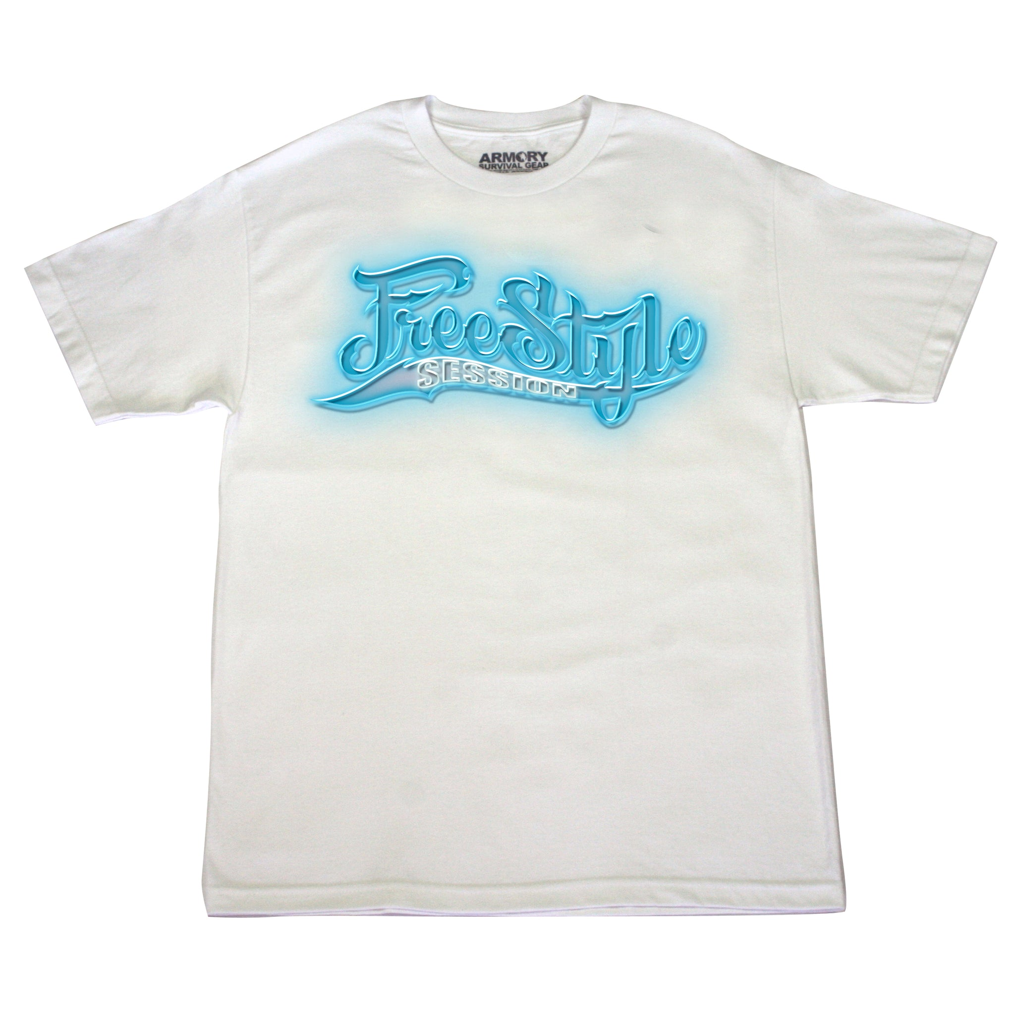 Freestyle Session Neon Sign Shirt
