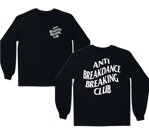 Breaking Club Long Sleeve