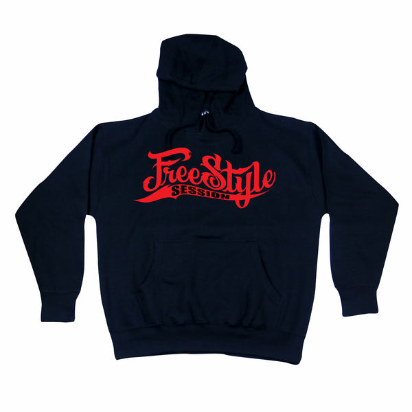 Freestyle Session Embroidered Hoody