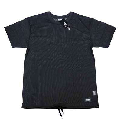 Serious Brand Bee Vee Dee Shirt Black