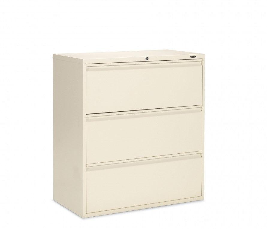 Global Metal 3 Drawer Filing Cabinet