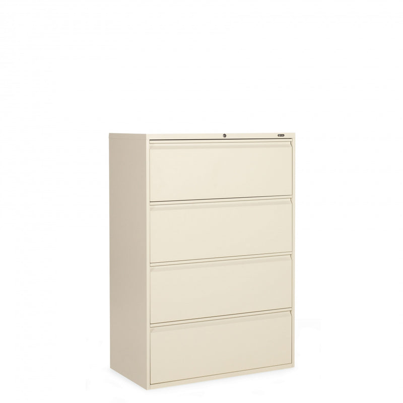 Global Metal 4 Drawer Filing Cabinet