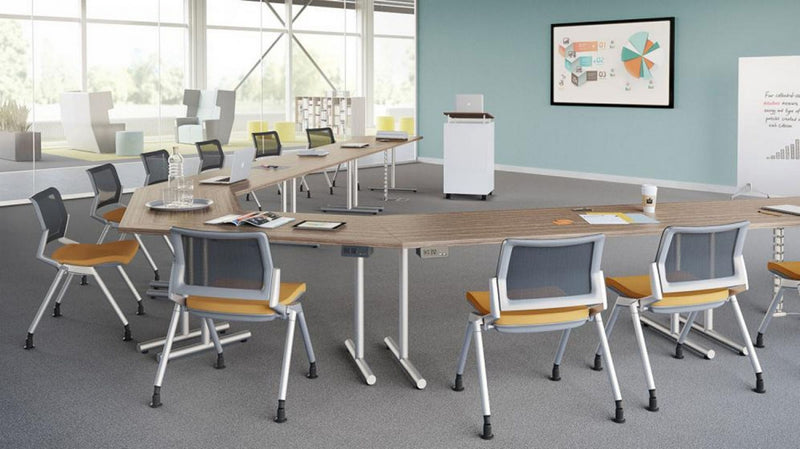 First Office Applause Series Training Table