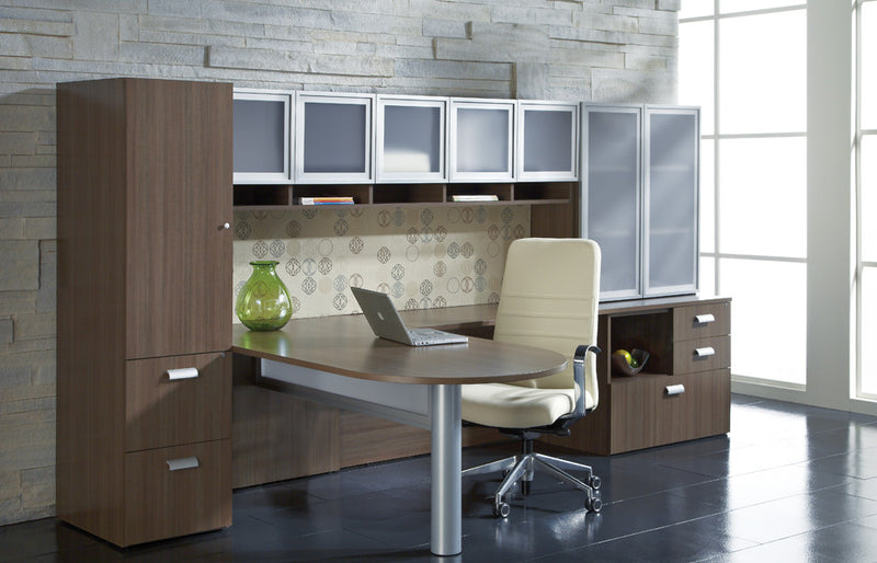 Indiana Furniture Canvas Series Desk