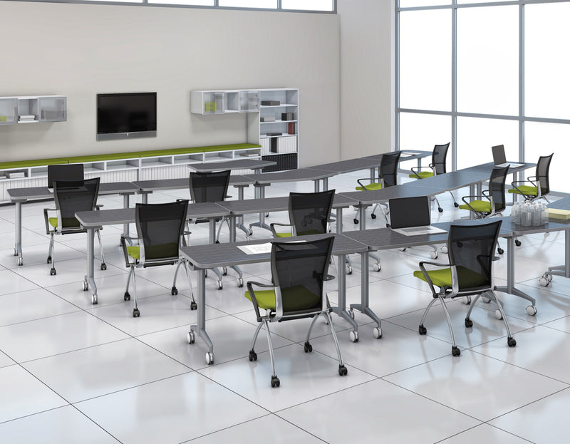Mayline Cohere Series Training Table