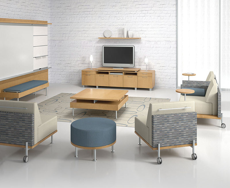 JSI Bourne Collective Lounge Seating