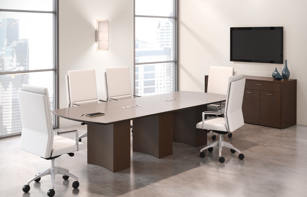 Indiana Furniture Aura Series Conference Table