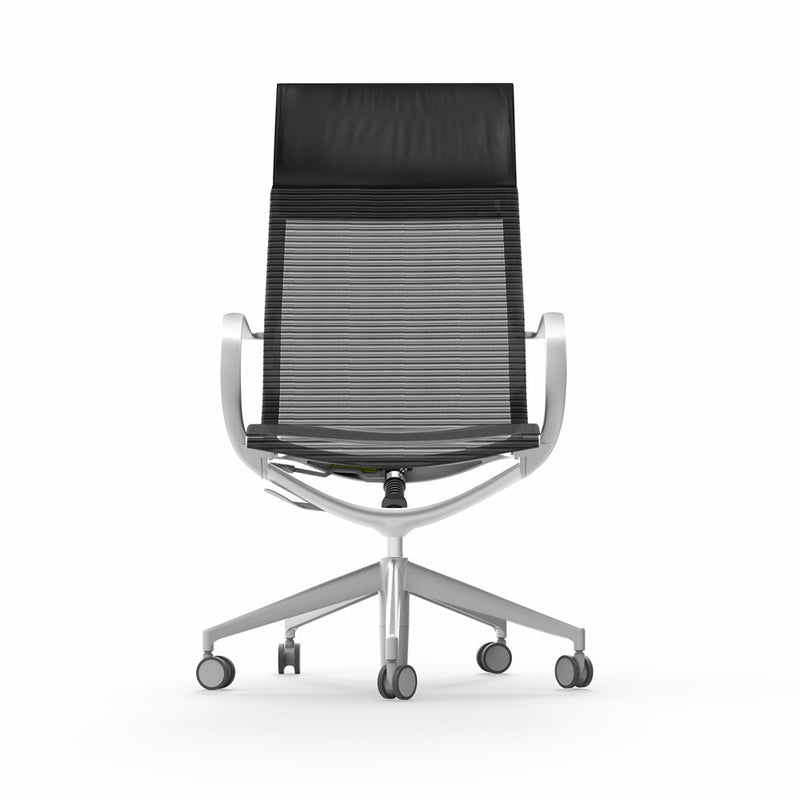 iDesk Curva High Back Mesh Conference Chair