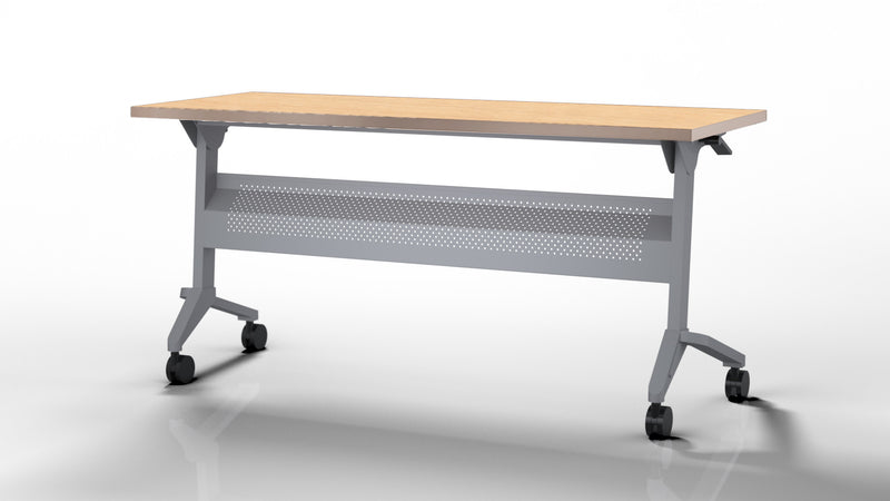 Mayline Flip N Go Series Training Table