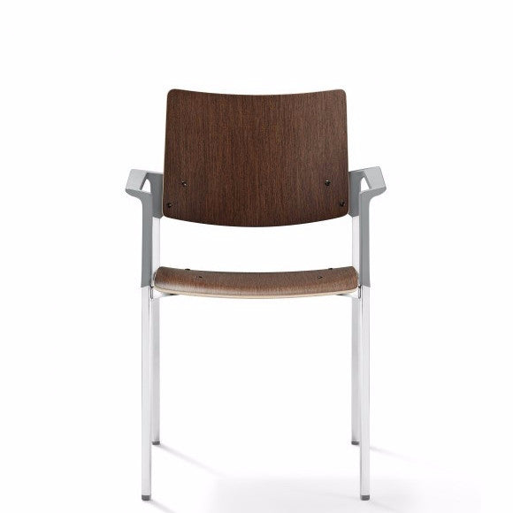 Source Font Guest Chair
