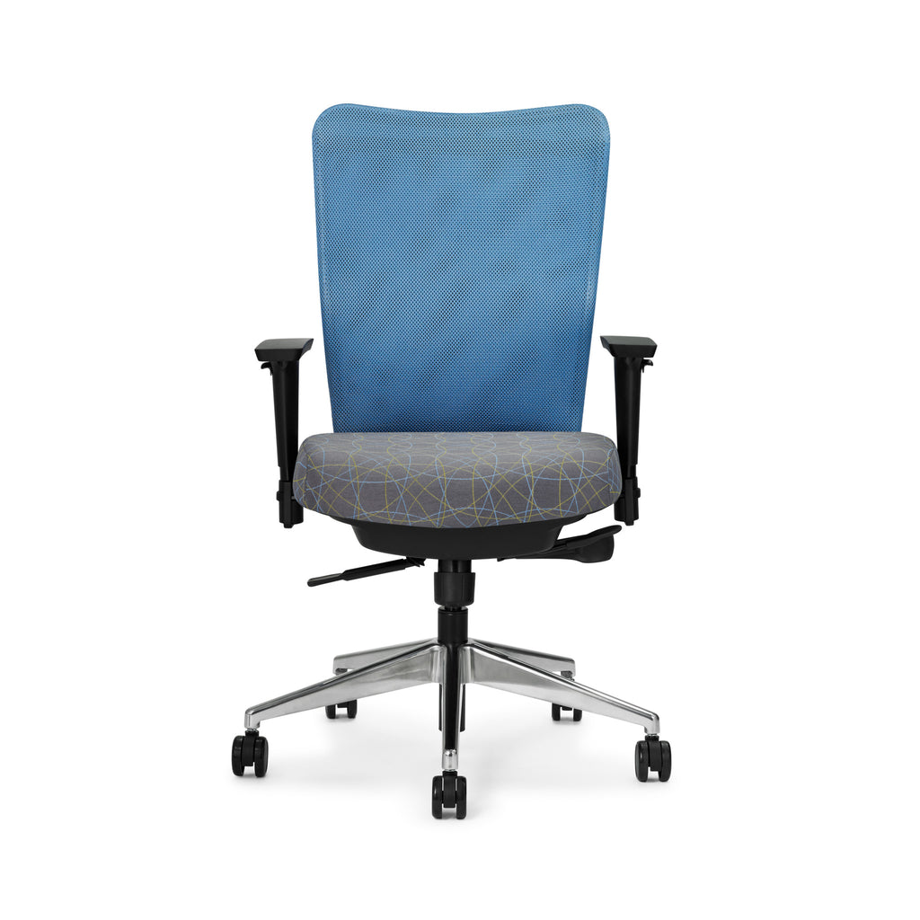 Allseating Inertia Mesh Task Chair