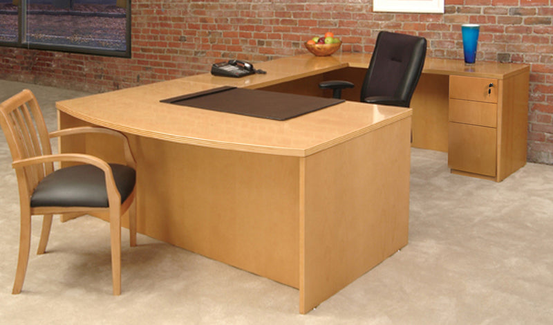 Mayline Luminary Series Desk