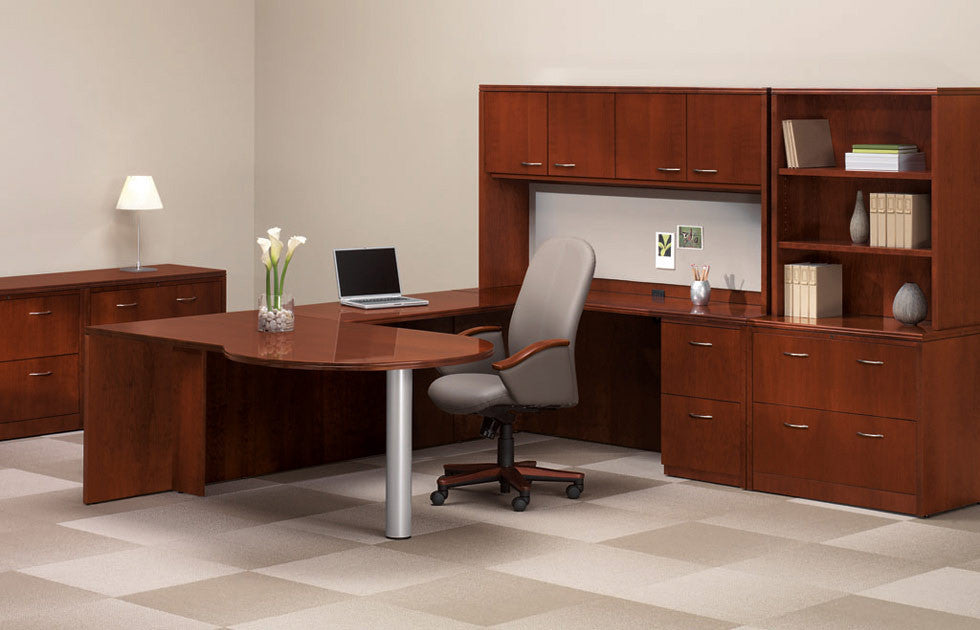 Indiana Furniture Madera Series Desk