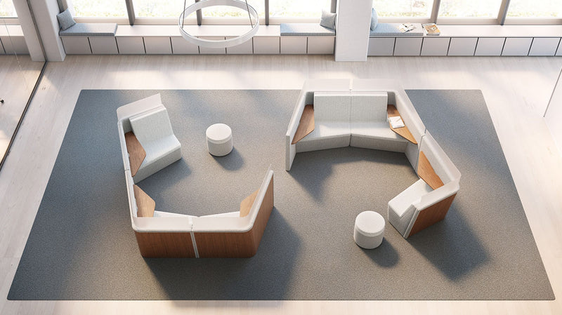 OFS Qove Lounge Seating