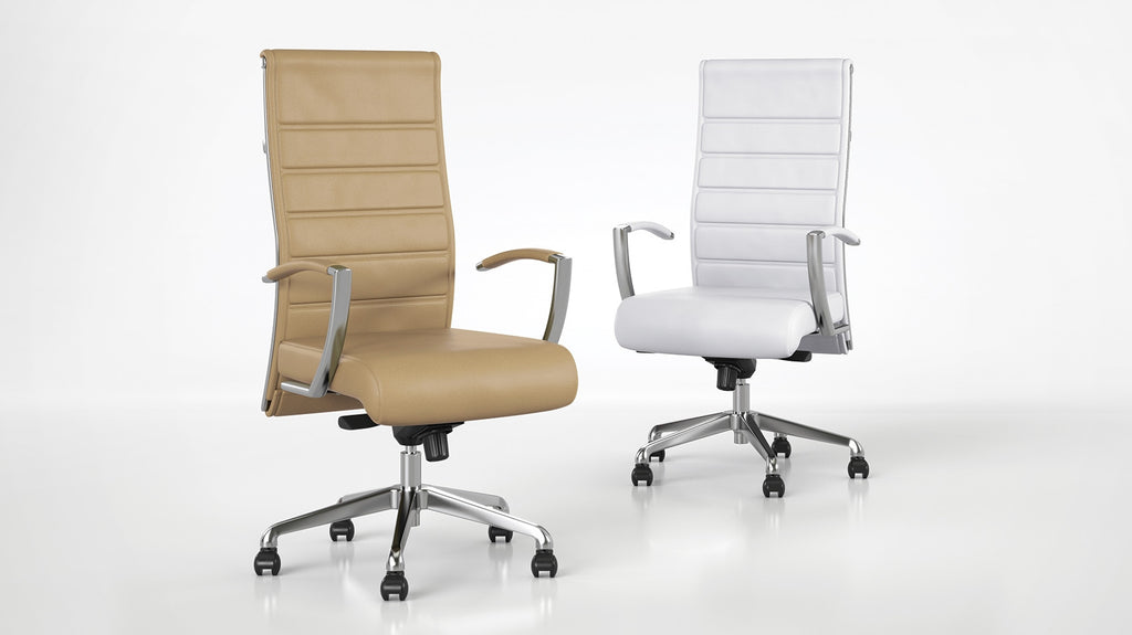 First Office Sleek Conference Chair